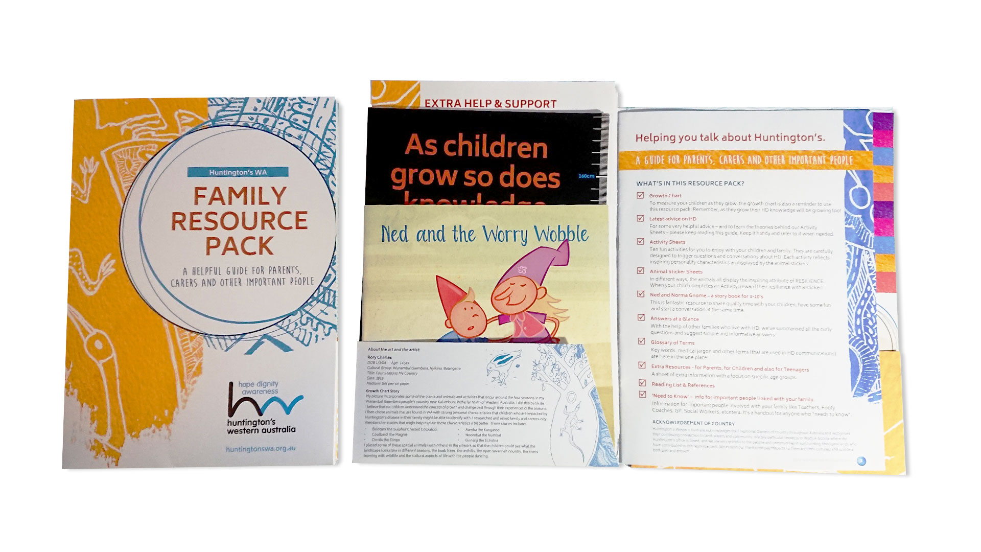 Parenting Resource Pack